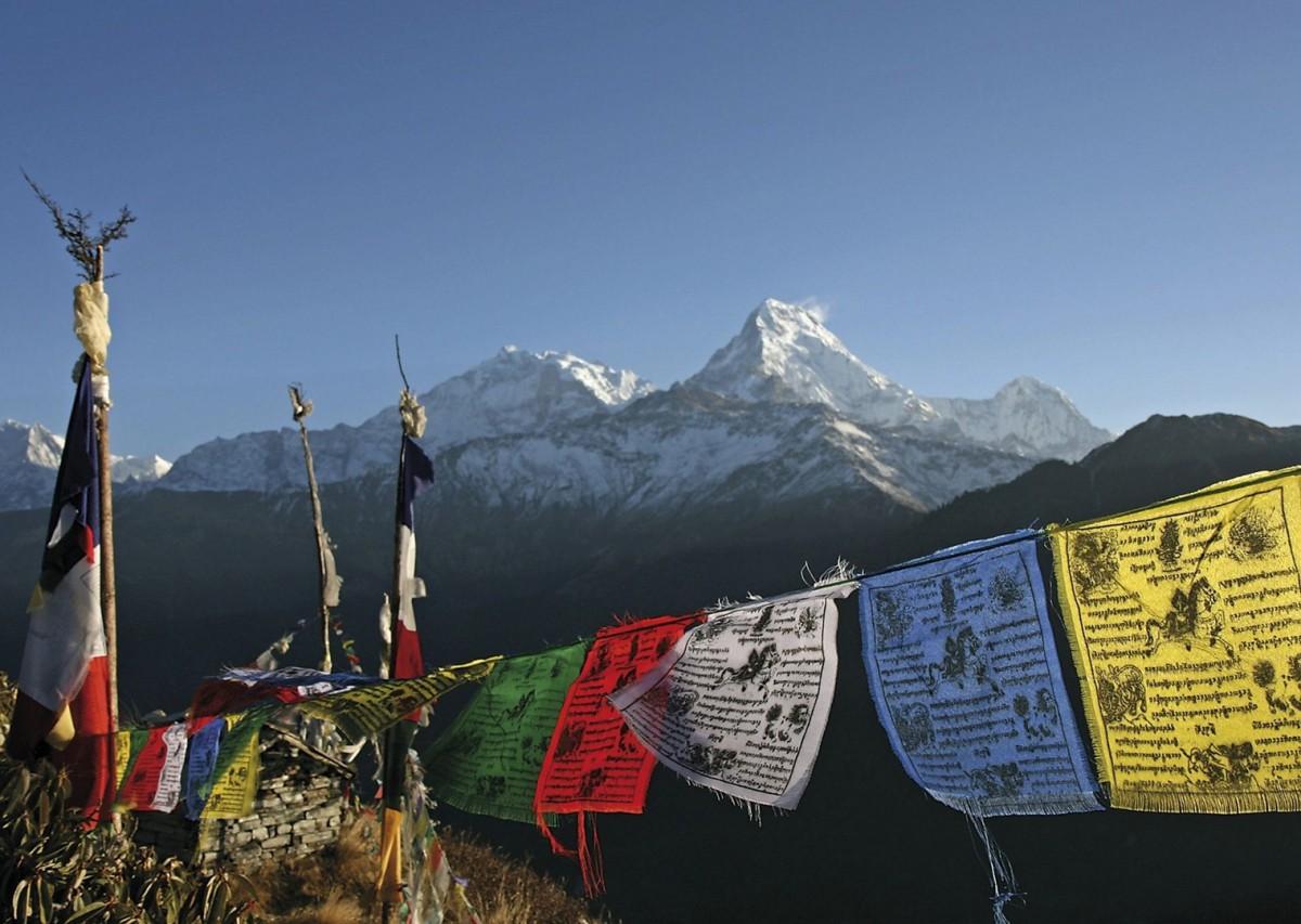 Navigating Nepal…