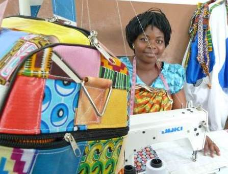 Trashy Bags Sewing