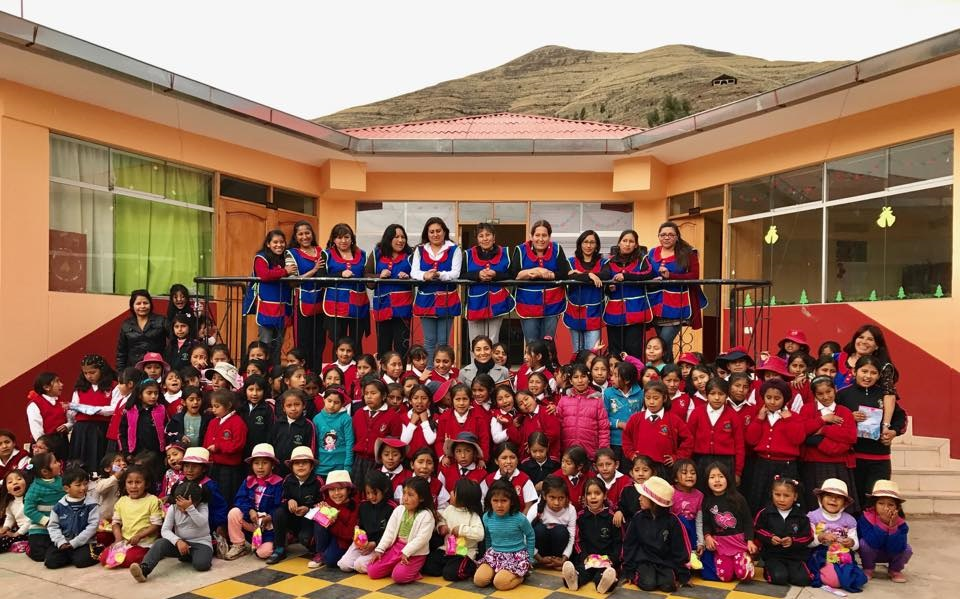 Chicuchas Wasi School for Girls in Cusco