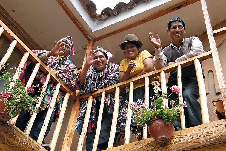 Peru Turumaki_craft_group