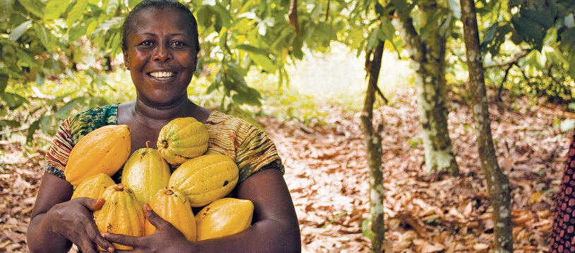 Why Buy Fairtrade? Christine reports from Ghana