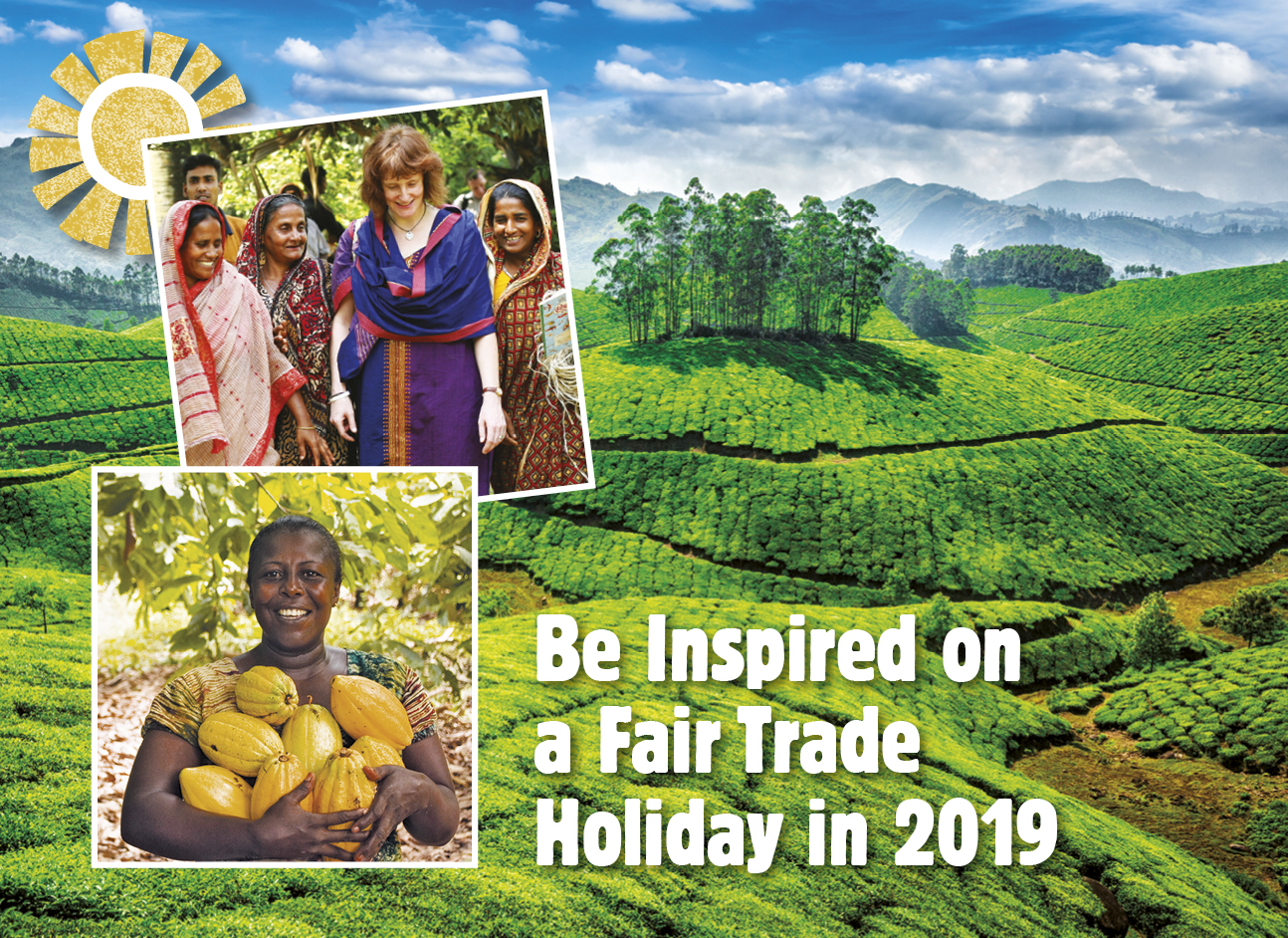 Where to go when? Our guide to a year of fair trade holidays