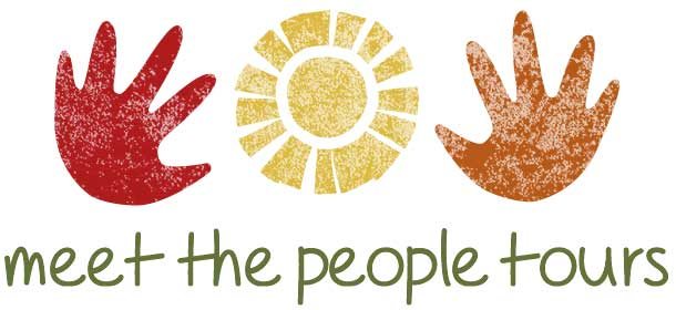 Meet the People Tours Logo