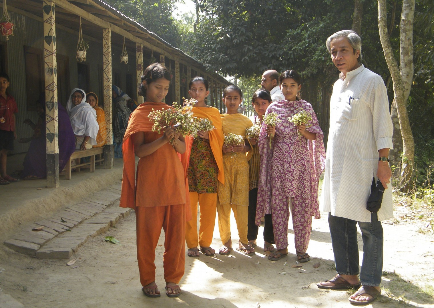 School Visit.jpg - Bangladesh - Meet the People Tours