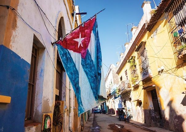 Cuba Flag.jpg - Cuba - Meet the People Tours