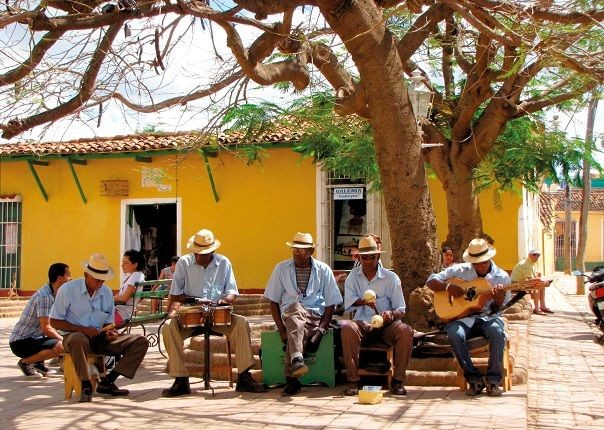 Cuba Music.jpg - Cuba - Meet the People Tours