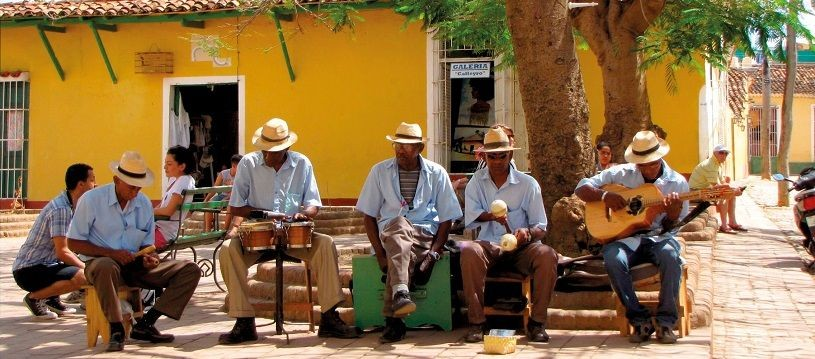 Join us in visiting permaculture projects and schools, and in enjoying the stunning natural beauty and vibrant culture of Cuba's music and arts scene