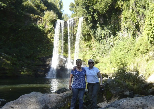 Waterfalls.jpg - Chile - Meet the People Tours