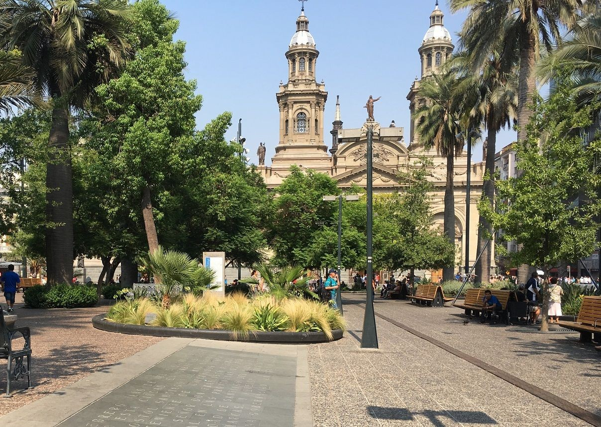 Plaza de Armas Santiago.jpg - Chile - Meet the People Tours