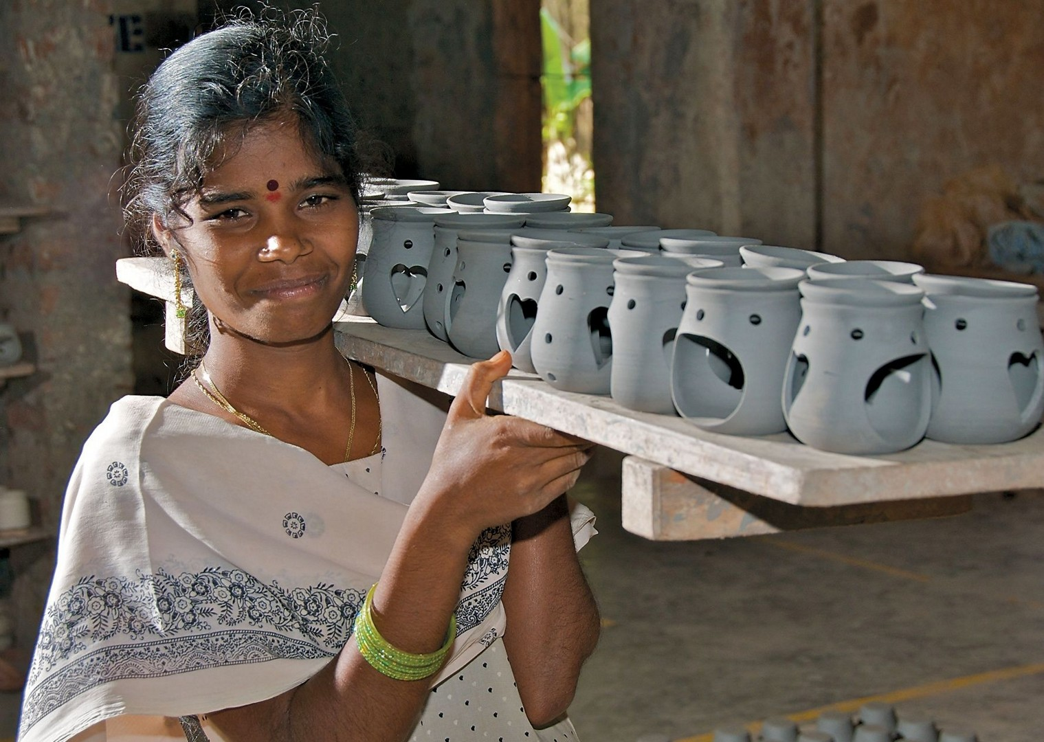 Sivam Pottery.jpg - Southern India - Meet the People Tours