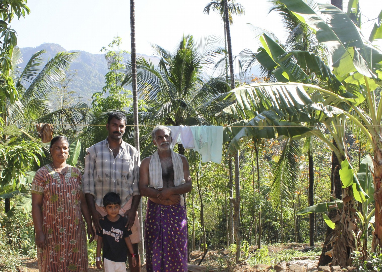 Visiting Farmers.jpg - Southern India - Meet the People Tours