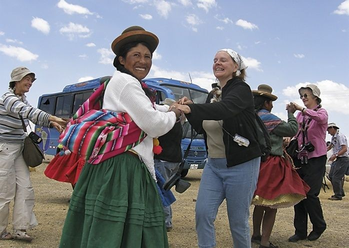Dancing.jpg - Peru - Meet the People Tours