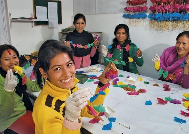 Get Paper Industries.jpg - Nepal - Meet the People Tours
