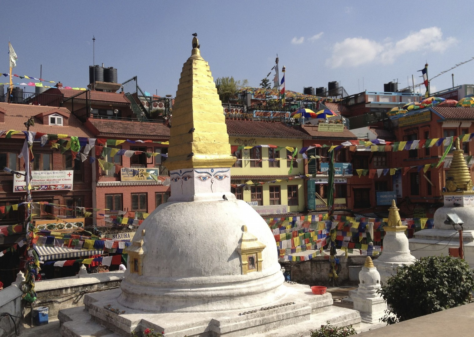 Stupa in Kathmandu.jpg - Nepal - Meet the People Tours