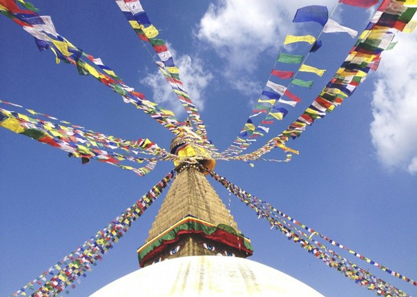 Stupa.jpg - Nepal - Meet the People Tours