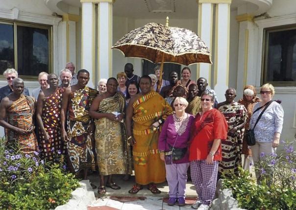 Ashanti - Ghana - Meet the People Tours