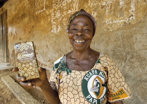 Divine Chocolate - Ghana - Meet the People Tours