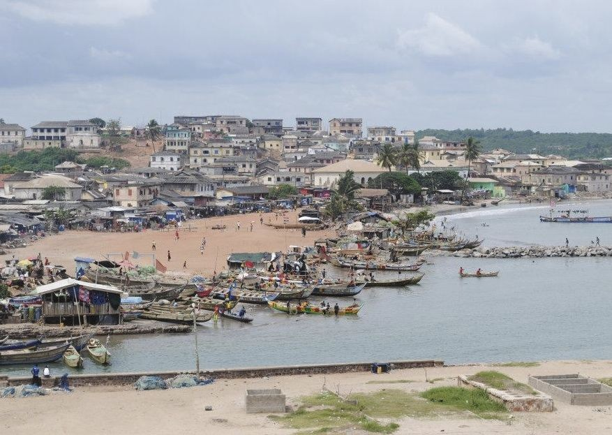 Elmina - Ghana - Meet the People Tours