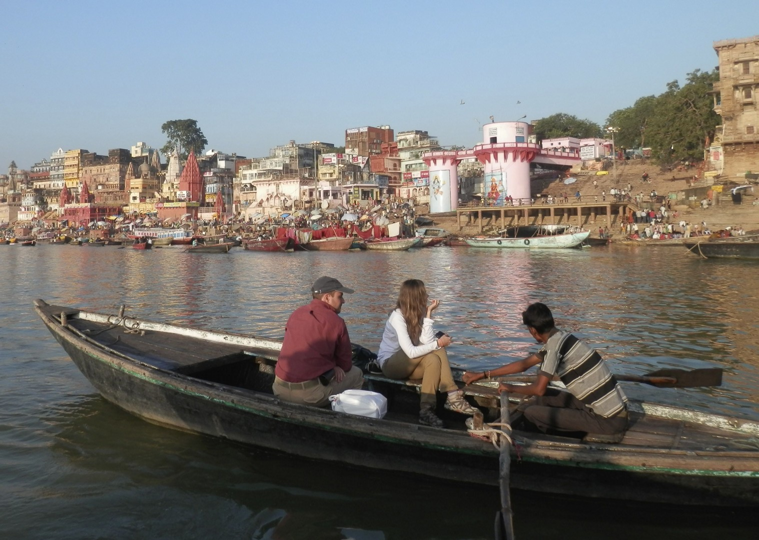 Ganges.jpg - Northern India - Meet the People Tours