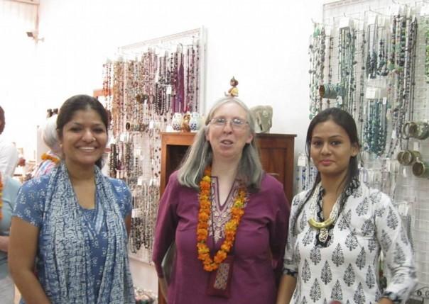 Visiting TARA.jpg - Northern India - Meet the People Tours