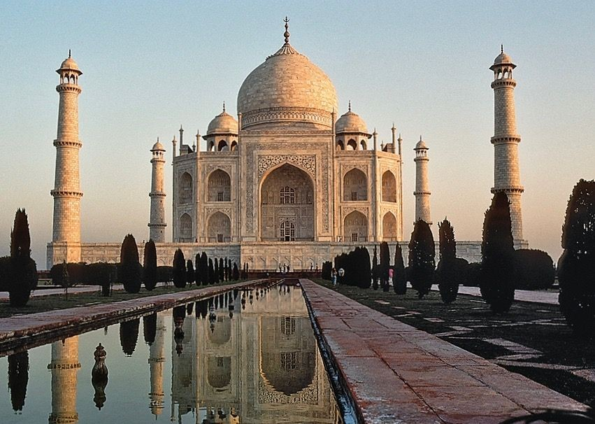 India taj mahal.jpg - Northern India - Meet the People Tours