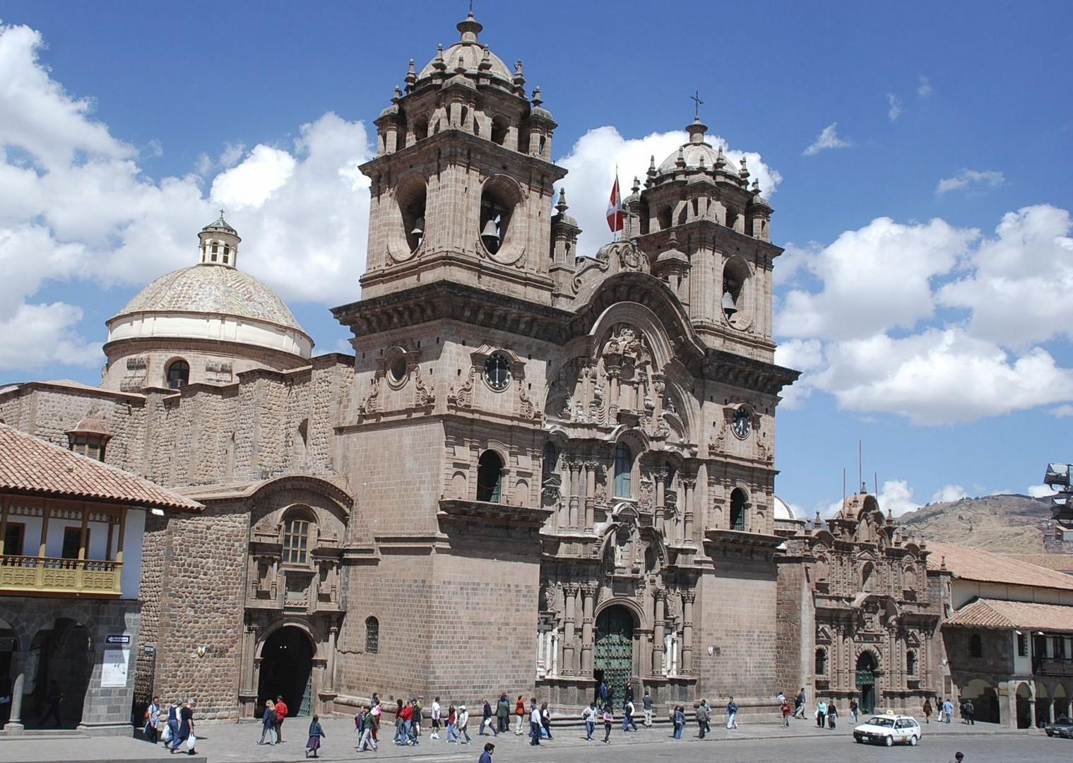 Cusco.jpg - Inca Trails in Peru - Meet the People Tours
