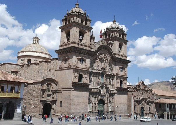 Cusco.jpg - Inca Trails in Peru - Meet the People Tours