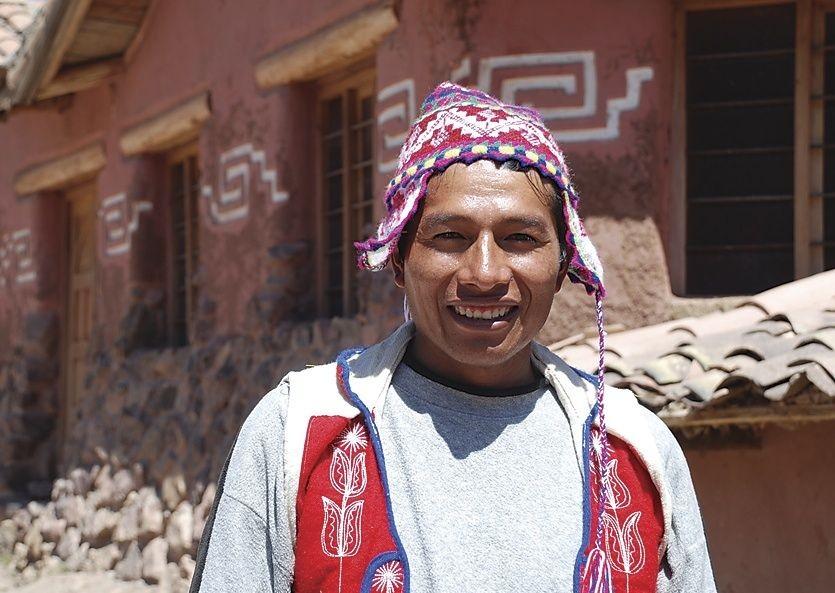 Hector.jpg - Inca Trails in Peru - Meet the People Tours