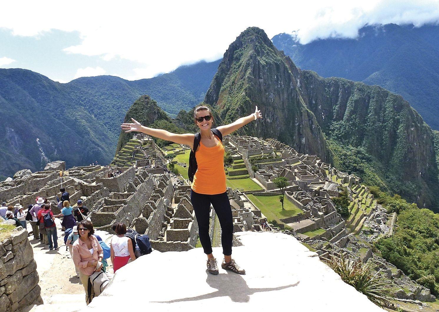 Machu Picchu.jpg - Inca Trails in Peru - Meet the People Tours