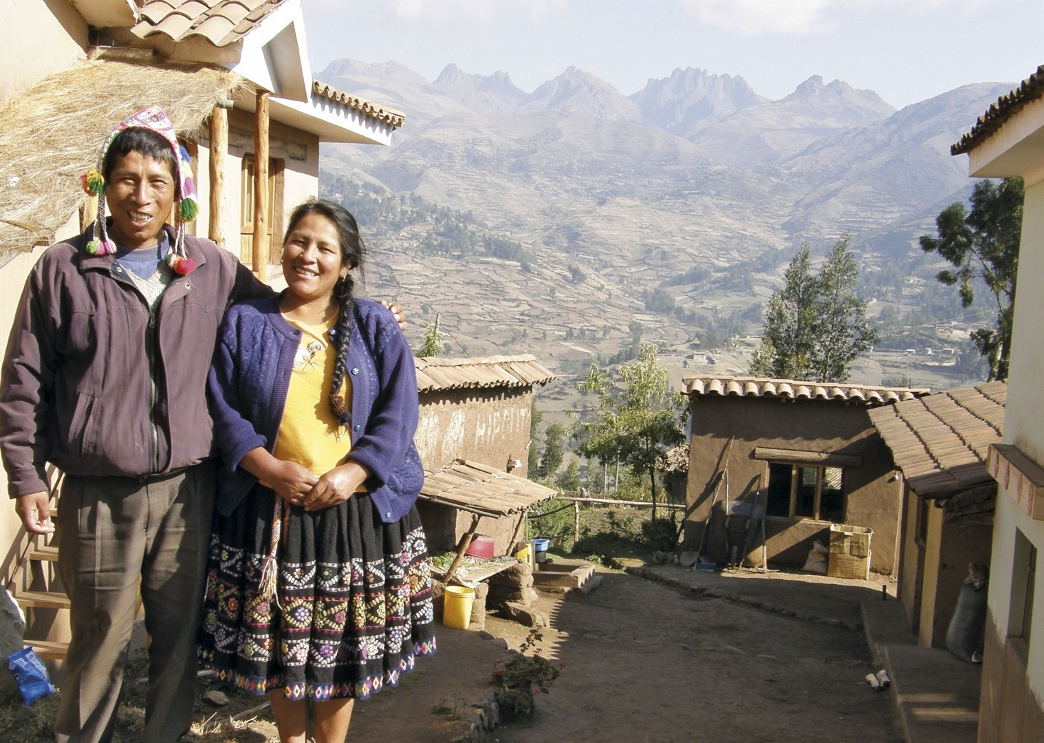 Meeting People.jpg - Inca Trails in Peru - Meet the People Tours