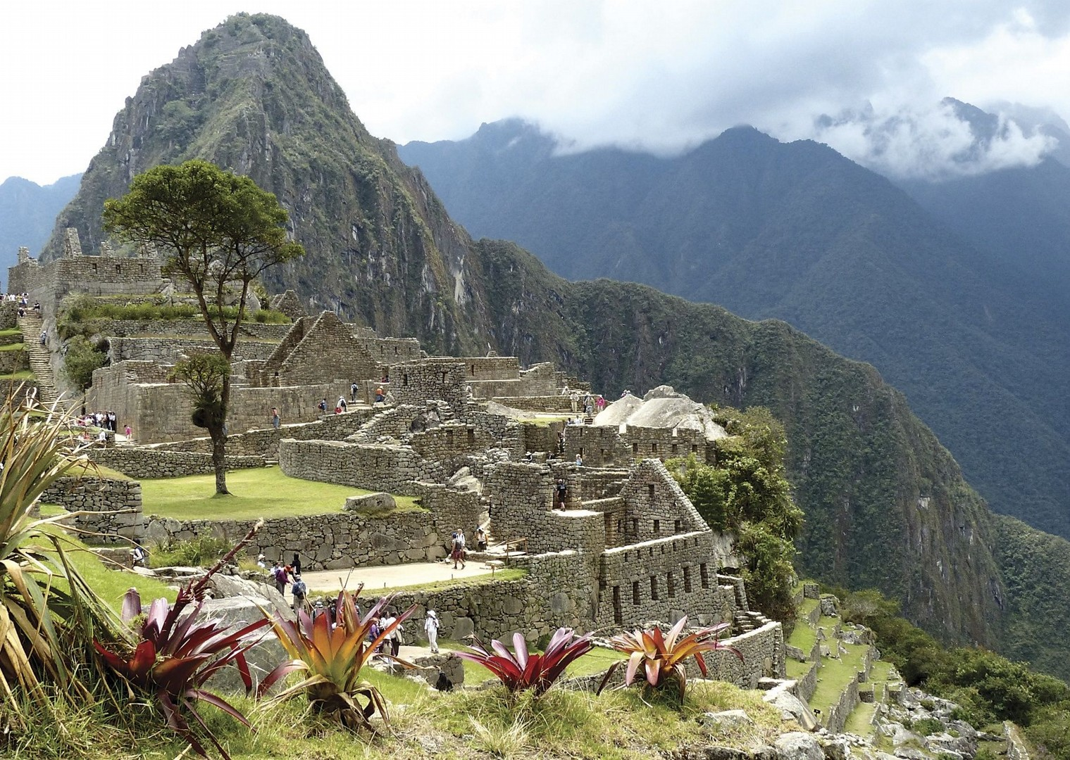Sightseeing.jpg - Inca Trails in Peru - Meet the People Tours