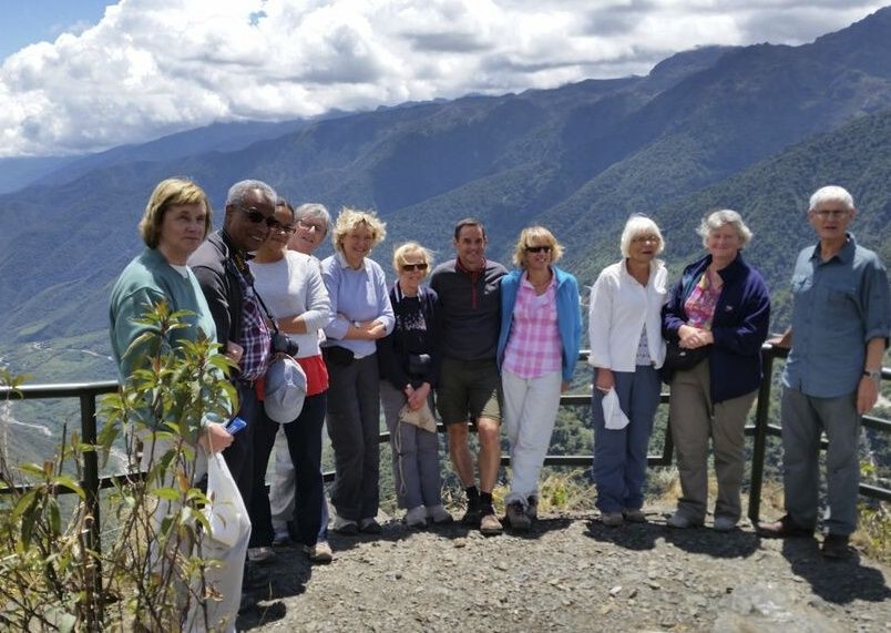Visiting the Cloud Forest.jpg - Inca Trails in Peru - Meet the People Tours