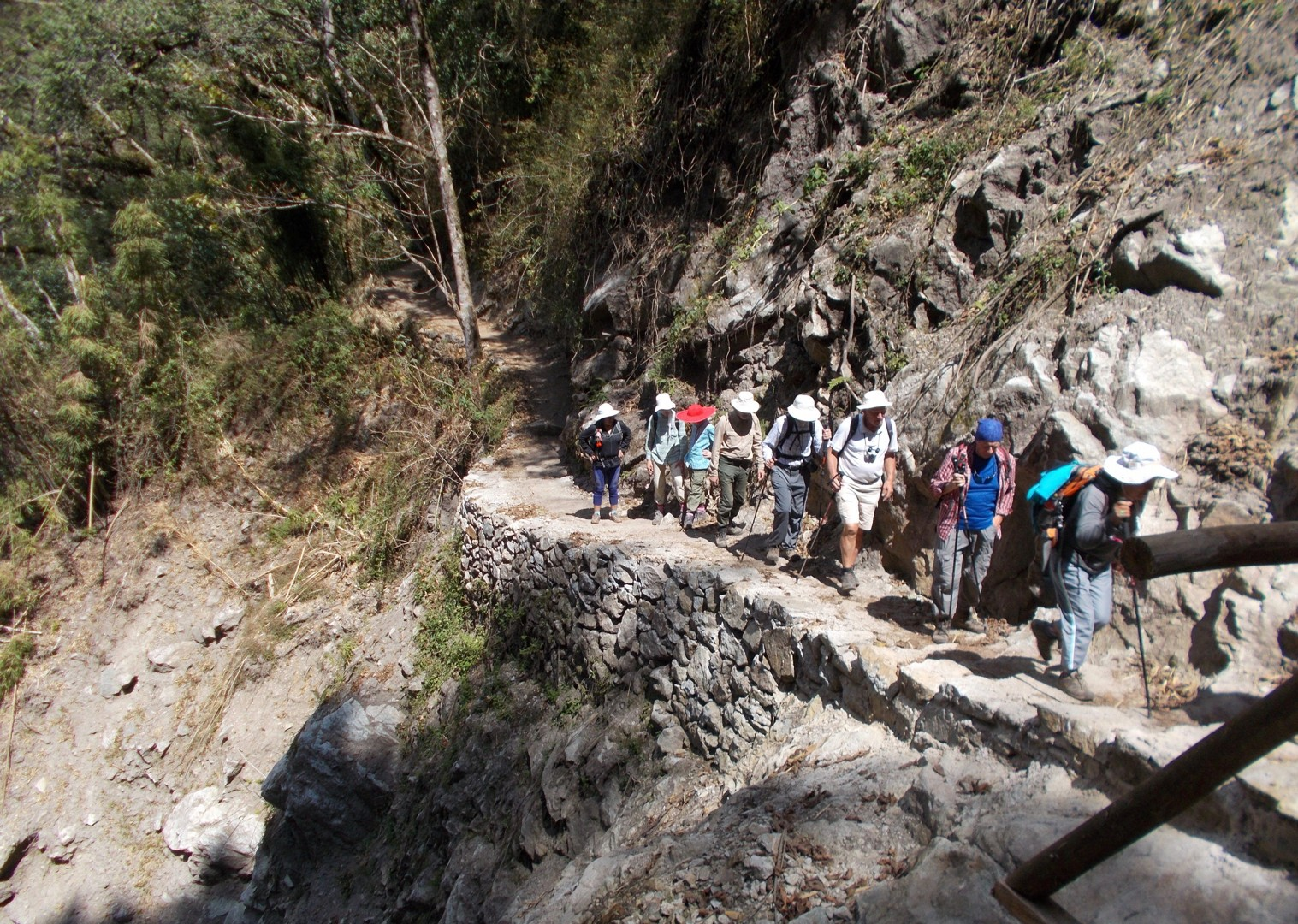 Inca Trails in Peru.jpg - Inca Trails in Peru - Meet the People Tours