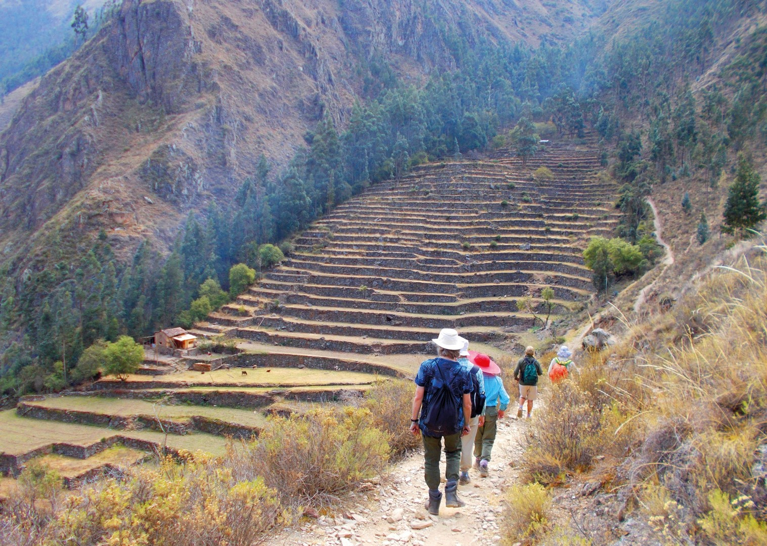 Peru Inca Trails .jpg - Inca Trails in Peru - Meet the People Tours