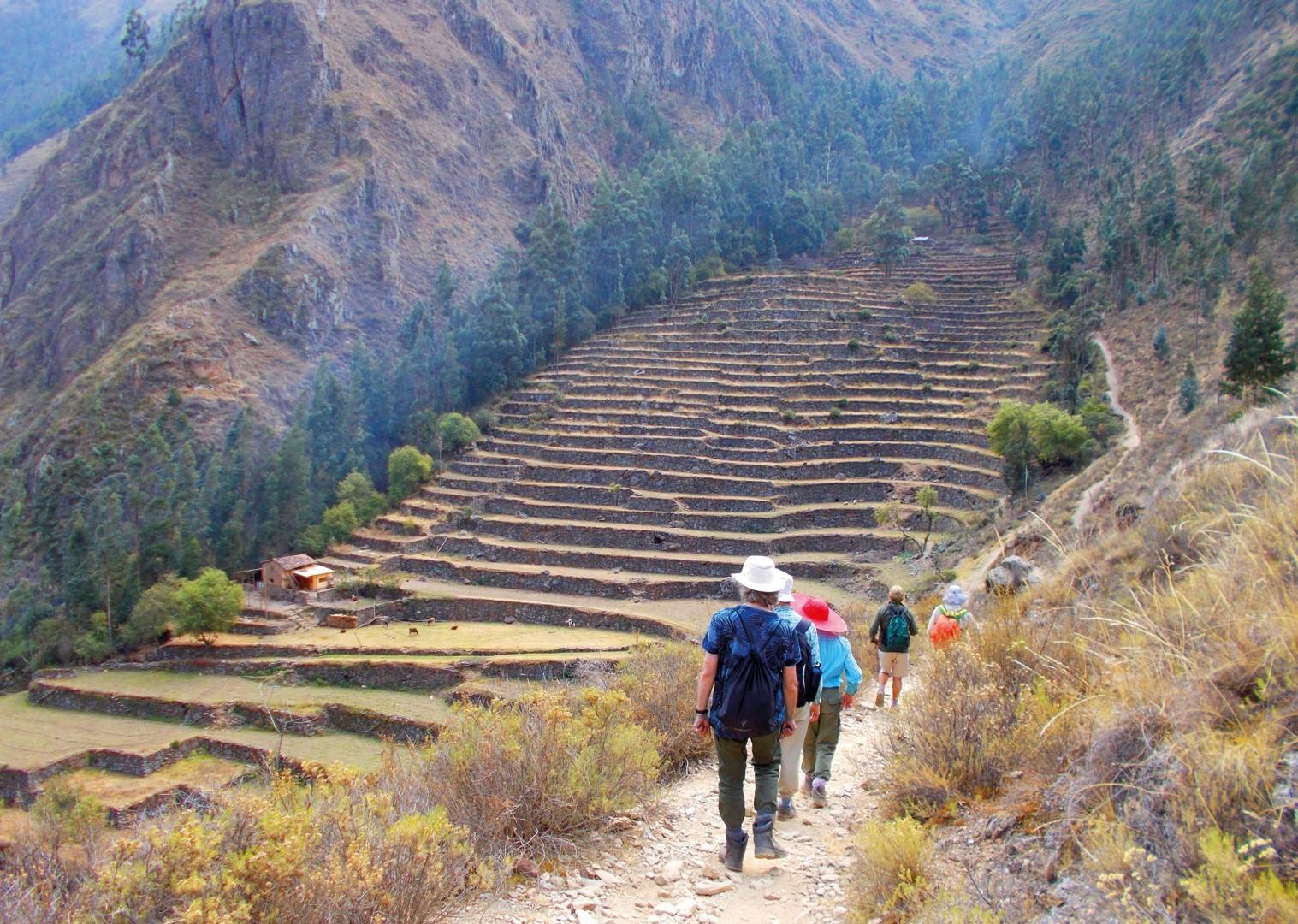 Peru Inca Trails .jpg - Inca Trails in Peru - Meet the People Tours