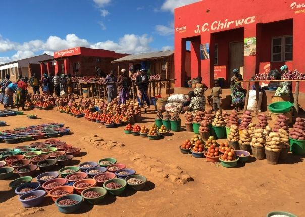 Malawi Market - Malawi - Meet the People Tours