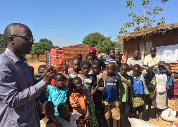 Visiting Liberation's Peanut Farmers - Malawi - Meet the People Tours