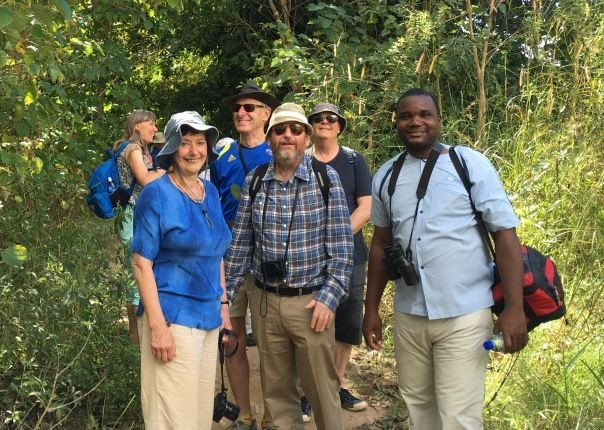 Walking at Chinteche - Malawi - Meet the People Tours