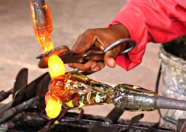 Ngwenya Glass - Swaziland - Meet the People Tours