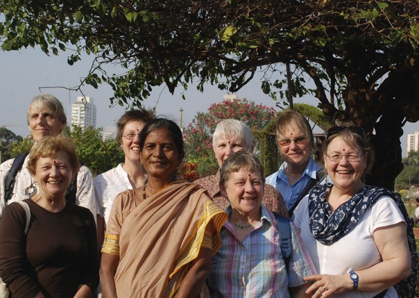 Group in India.jpg - Western India - Meet the People Tours