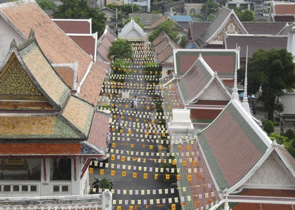 View from the top of the temple.jpg - Thailand - Meet the People Tours