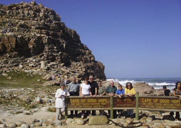 Cape Point - South Africa - Meet the People Tours