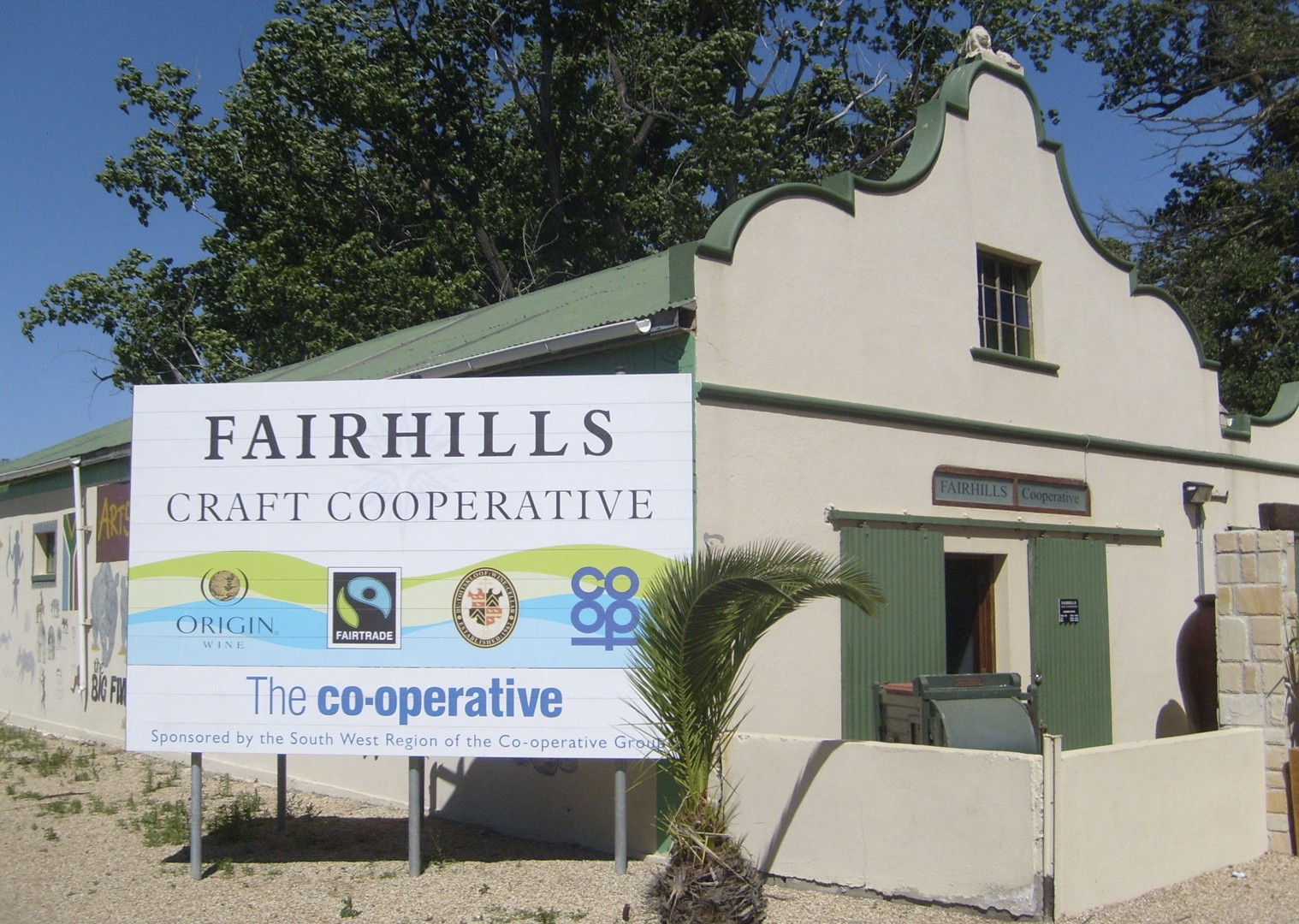 Fairhills - South Africa - Meet the People Tours
